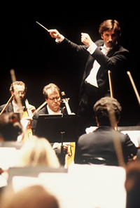 Barry Jekowsky, Conductor